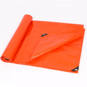 Durable Waterproof Pe Sun Shelter Fabric Tarpaulin